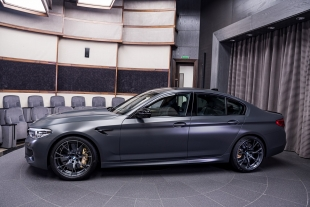 BMW M5 Edition 35 Years Jahre привезли в Абу-Даби